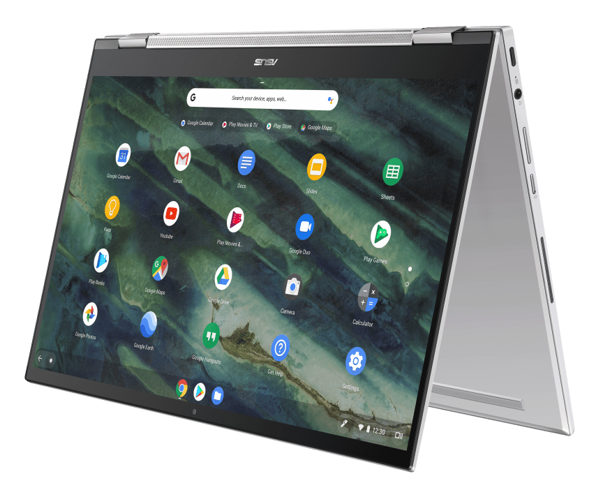 Chromebook Flip_C436_2A_Transparent Silver_22