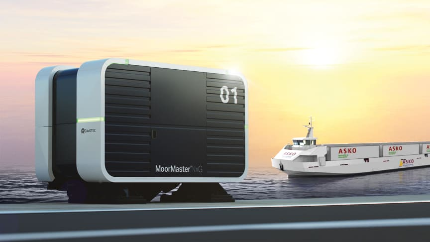 MoorMaster NxG. It's time to rediscover vacuum mooring