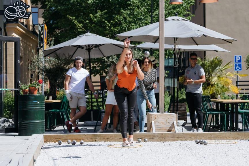 Örebro-boulespel