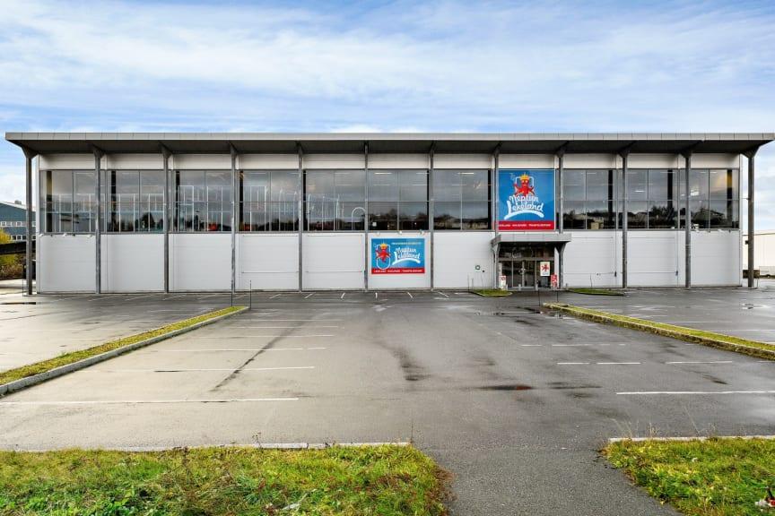 Bavaria Kristiansund fasade
