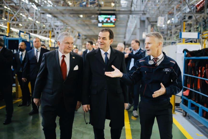 Vizita Premier Ludovic Orban@Craiova 1