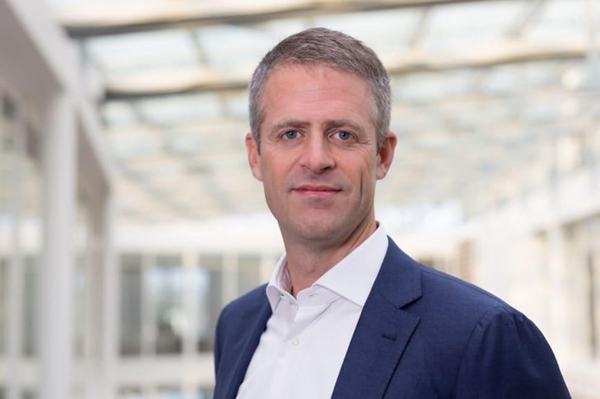 John Reynders, Country Director Visma Netherlands
