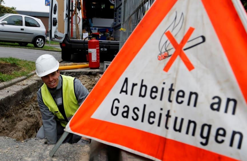 Baustelle_Gasleitung