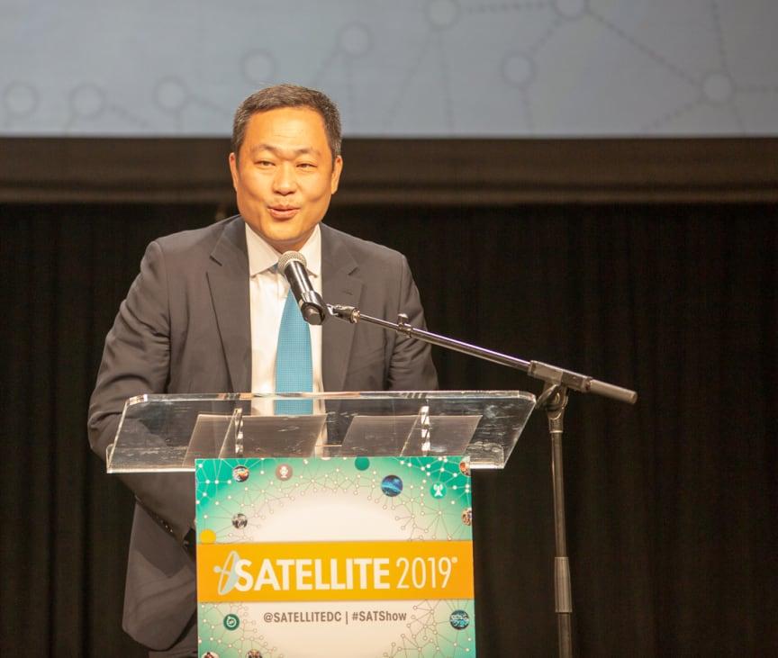 High res image - Intellian - Satellite Award