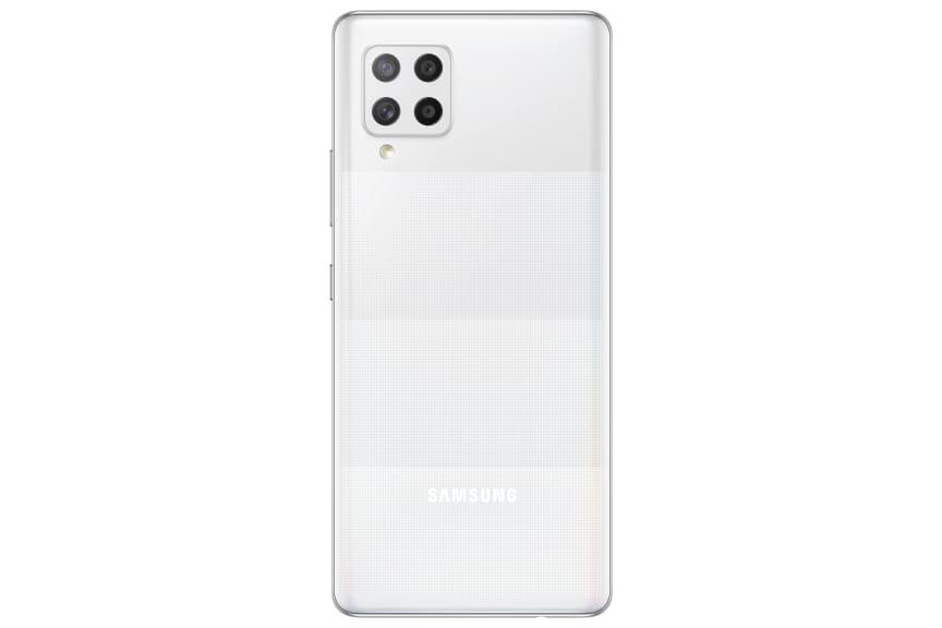 Galaxy A42 5G_White_Back