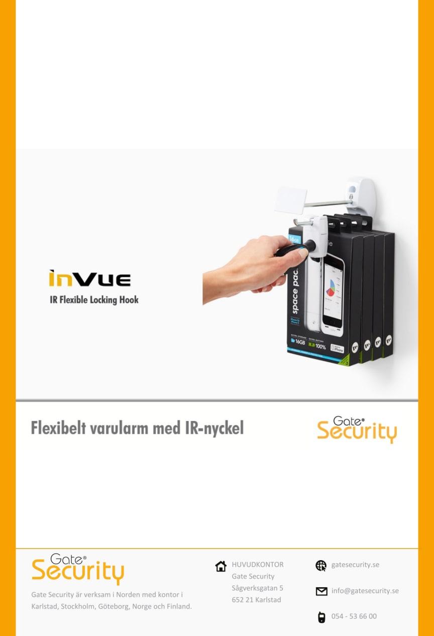 PDF: Flexibelt varularm med IR-nyckel