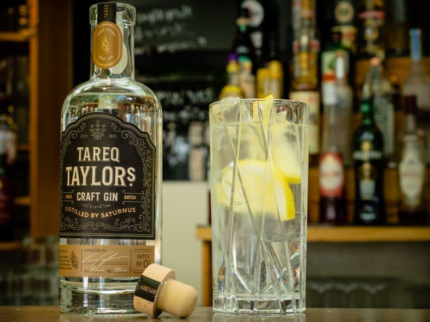 Tareq Taylor Craft Gin GT 2