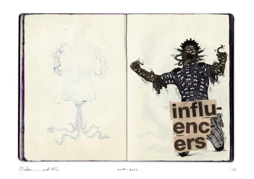 Muhammad Ali, Fears Fresh, 2009–11, grafiskt blad