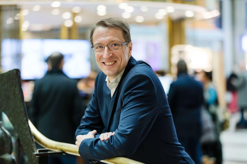 Jörgen Hultmark, vd Forsen Samverkan