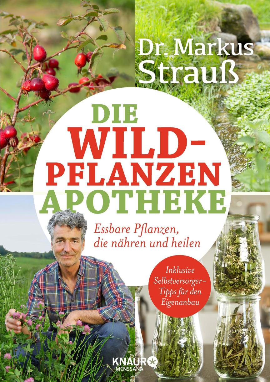 Cover Wildpflanzen-Apotheke