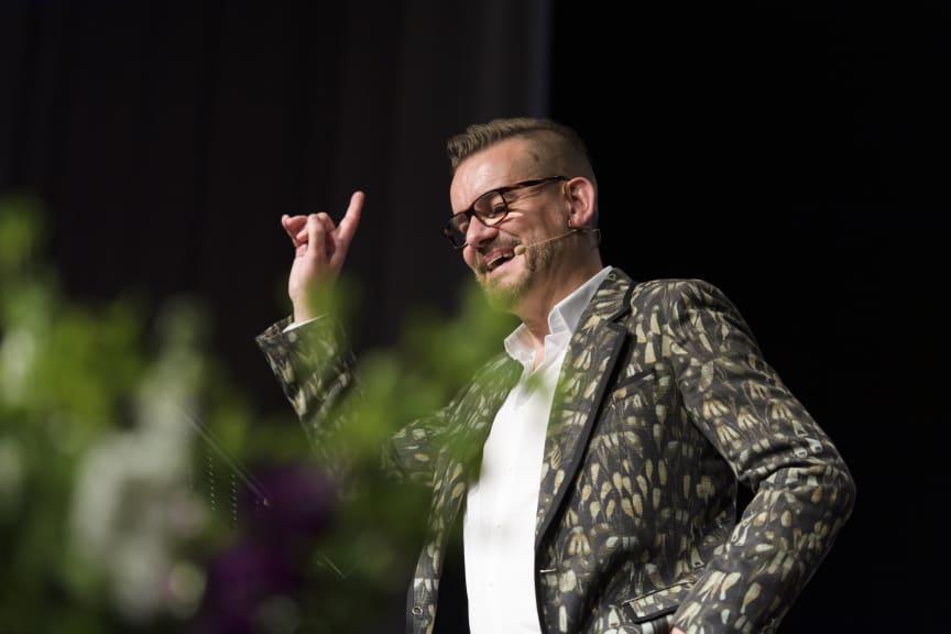 Bart Moeyaert (föreläsning)