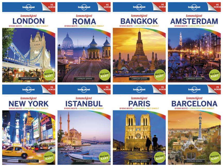 omslag Lonely Planet Lommekjent