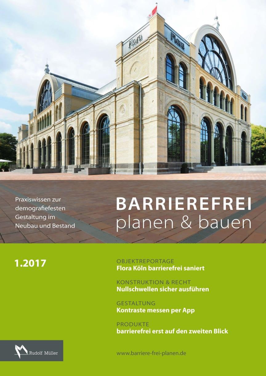 """Supplement """"Barrierefrei planen & bauen"""" 2D (jpg)"""
