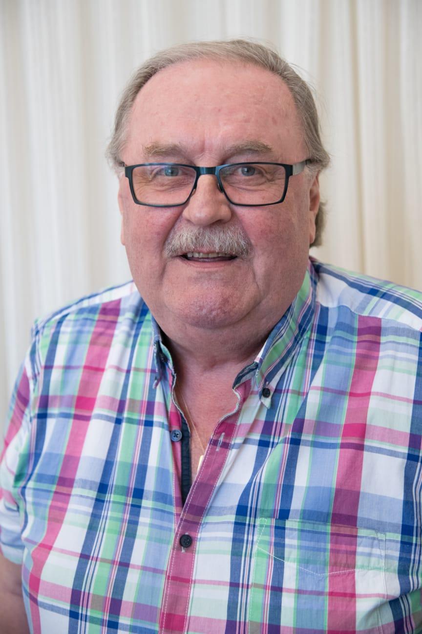 Karl-Gustav Granberg, ordförande i Valnämnden.