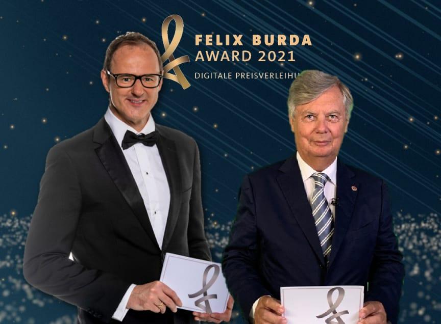 Felix Burda Award 2021: Kategorie Medizin & Wissenschaft