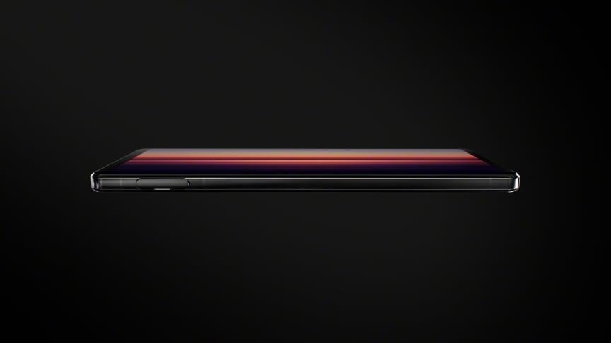 Xperia 1 II Black_Design