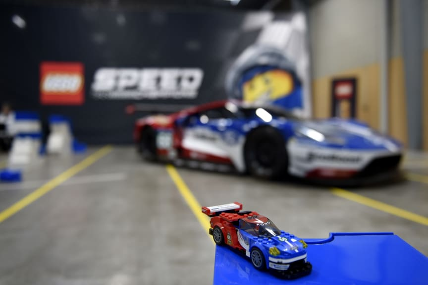 Ford GT LEGO Speed Campions