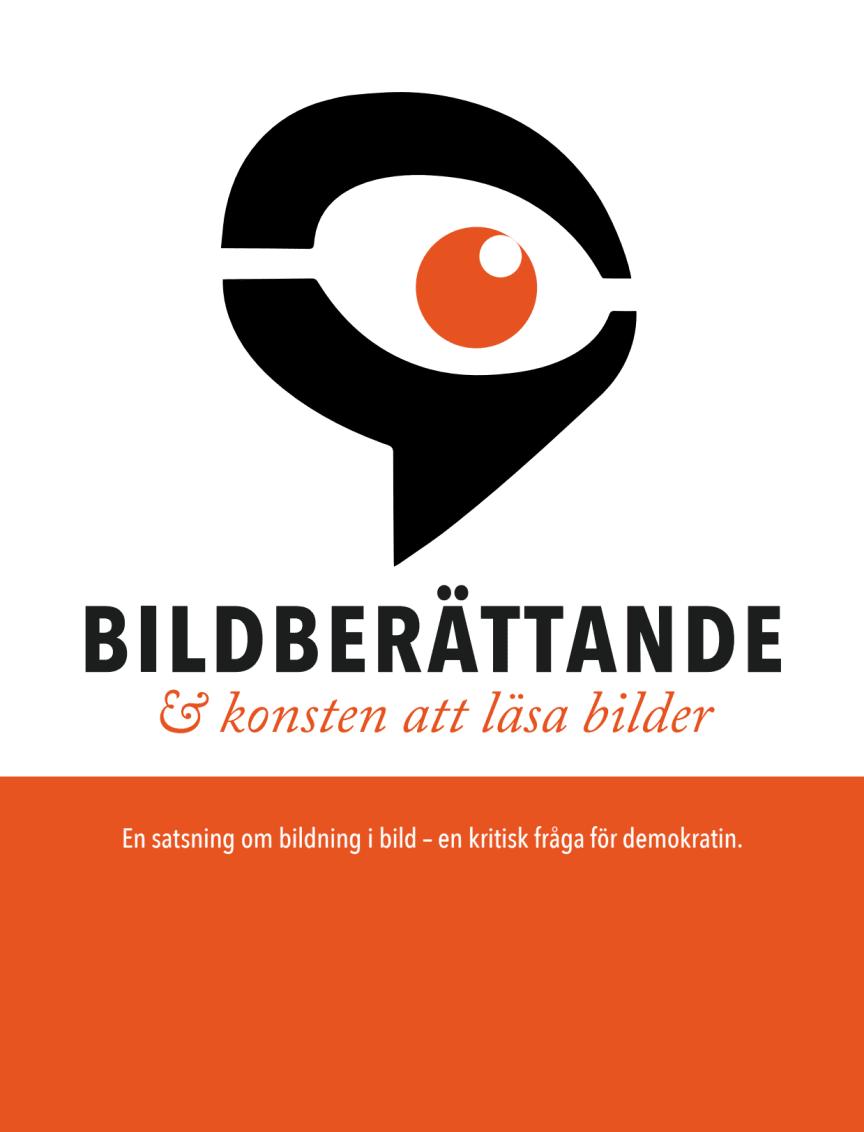 IDÉSKRIFT BILDBERÄTTANDE