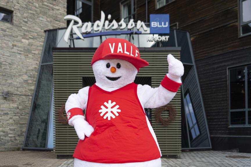 Sommer-Valle - nytt barnekonsept på Radisson Blu