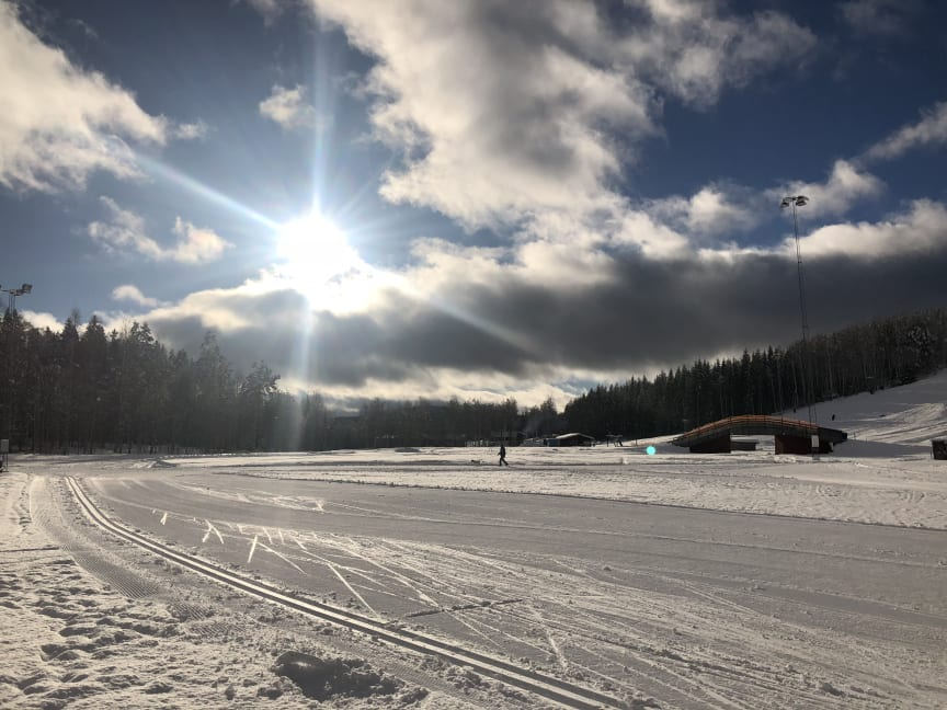 Torsby Skidtunnel & Sportcenter, Värmland