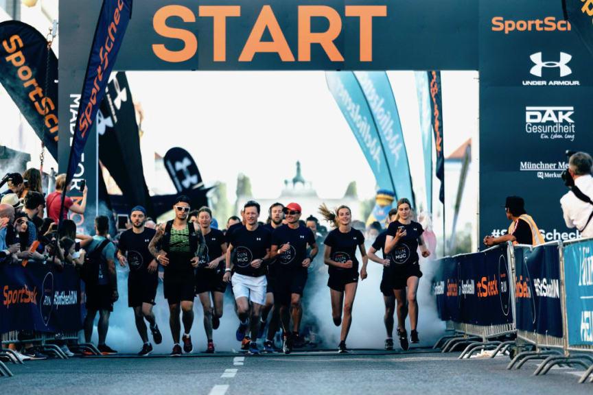 Am 25. August gehen die Berliner zum elften Mal beim SportScheck RUN an den Start.