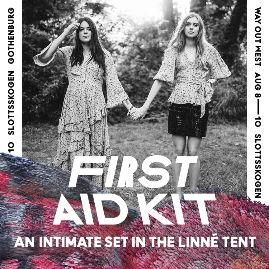 First Aid Kit – Way Out West 2019