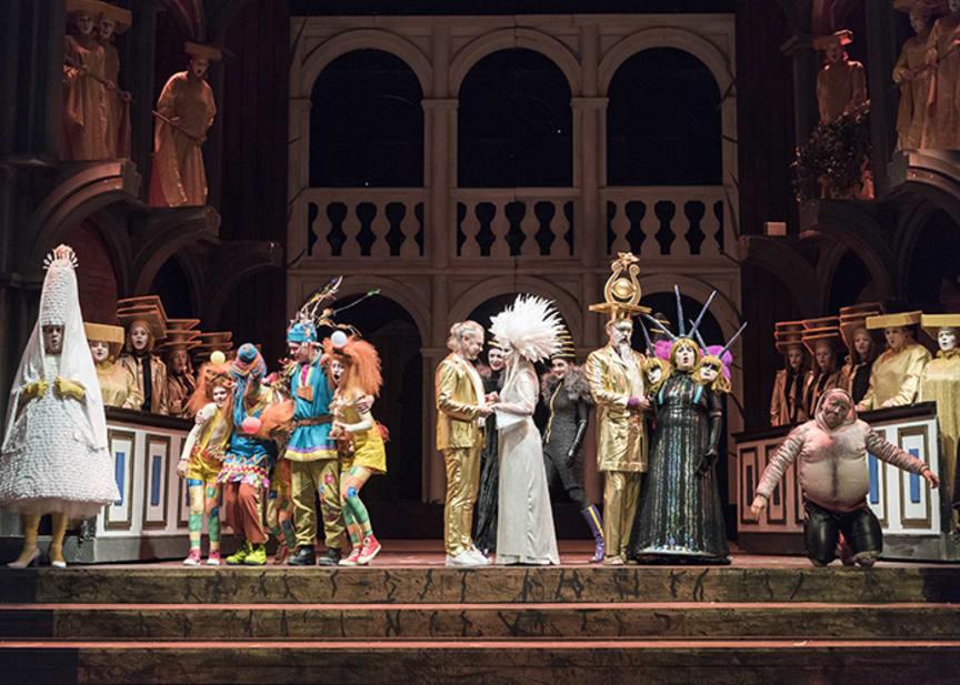 Opera på Skäret 1
