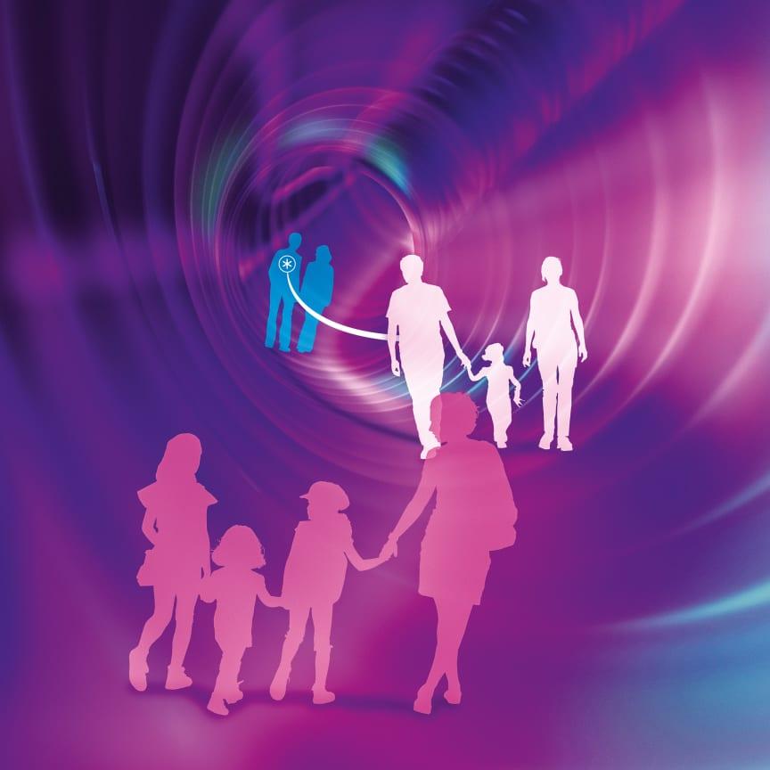 Familiäres Risiko für Darmkrebs. NICHT BESCHRIFTET