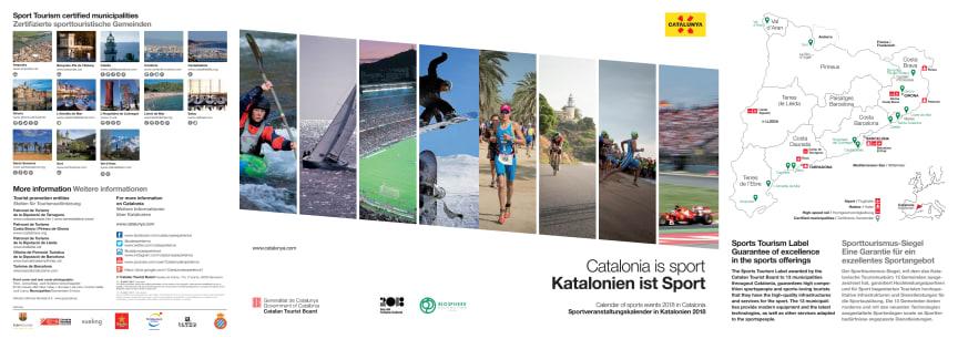 Catalonia Sport Calendar