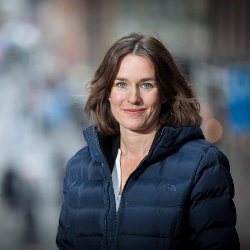 Karin Hagman, vd för IQ