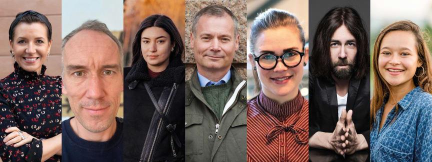 Children's Climate Prize Jury 2020
