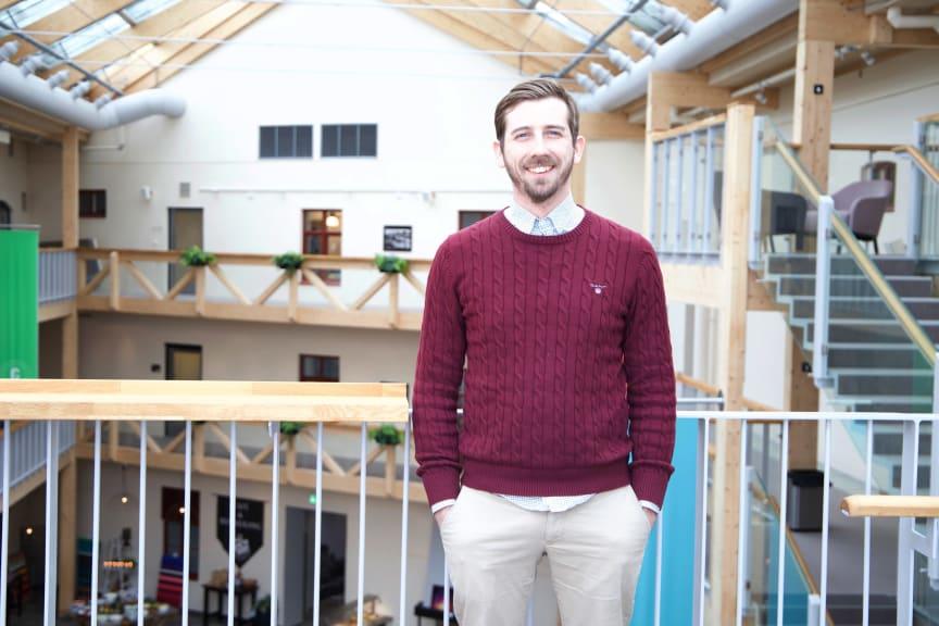 Victor Molén, CEO Indivd