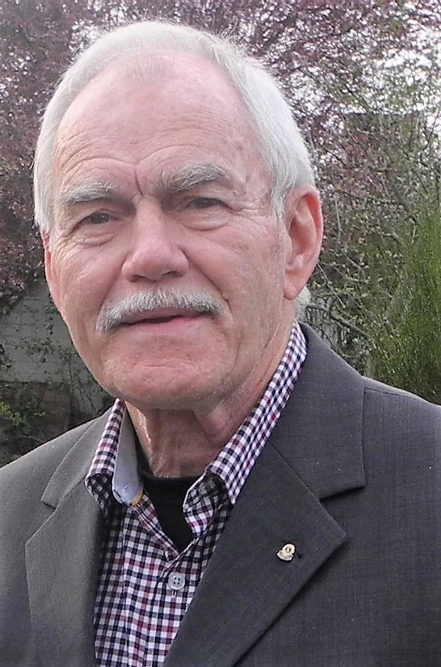 Diplom-Volkswirt Horst Gömpel.