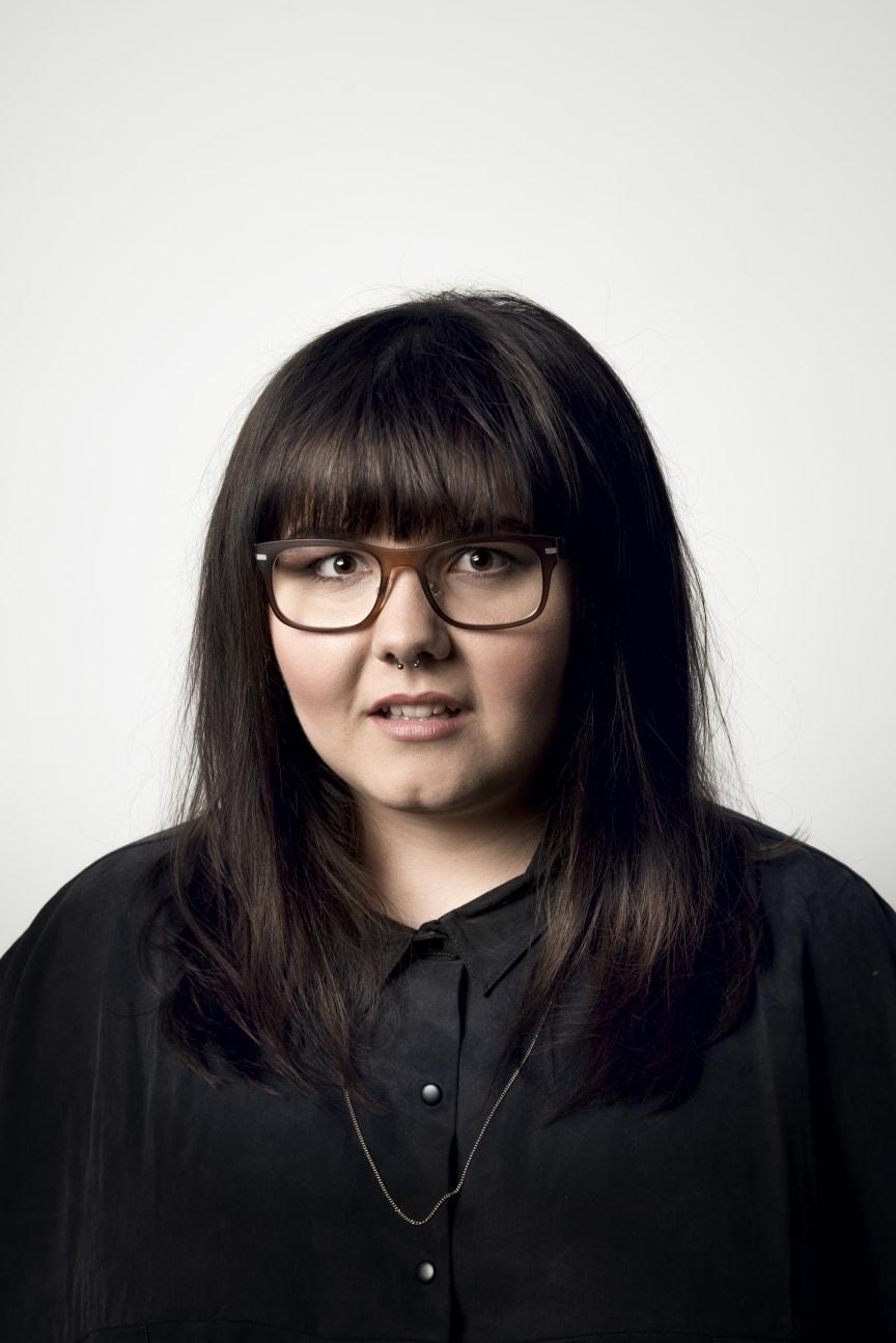 Sofie Hagen author photo
