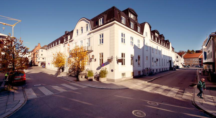 Clarion Collection Hotel Atlantic - fasade