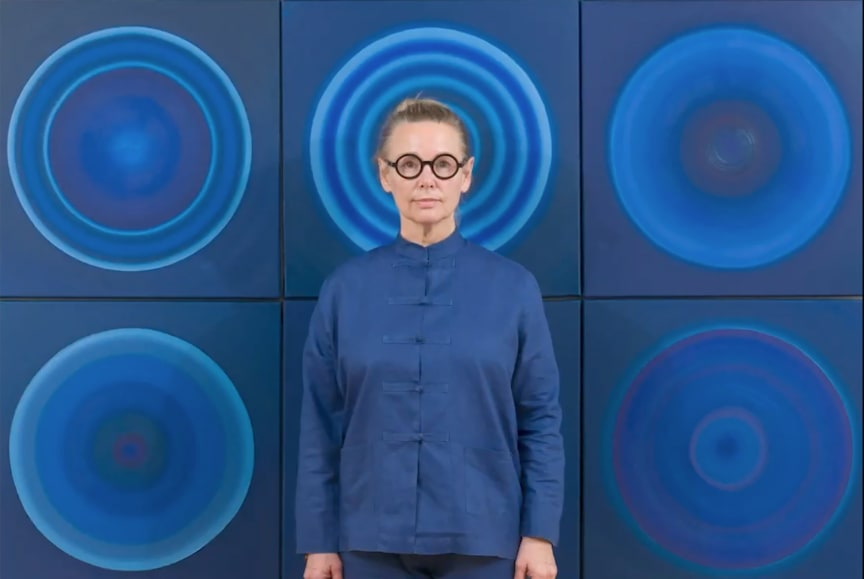 Concentric Circles_Heikedine Guenther