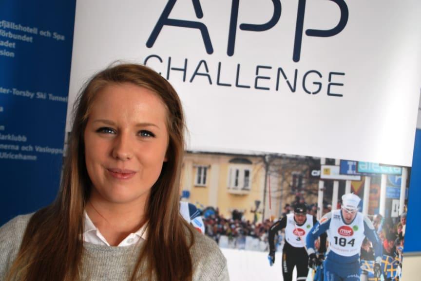 Vinnaren i Vasaloppet App Challenge