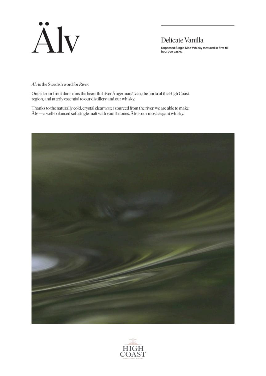 ÄLV - Origins product sheet english
