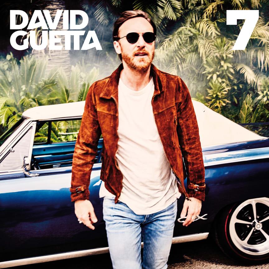 David Guetta - 7 album artwork