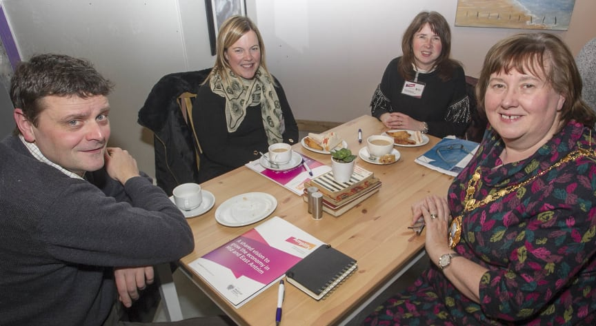 Council launches new suite of 'Amplify' Business Growth Programmes at Digital Café Event