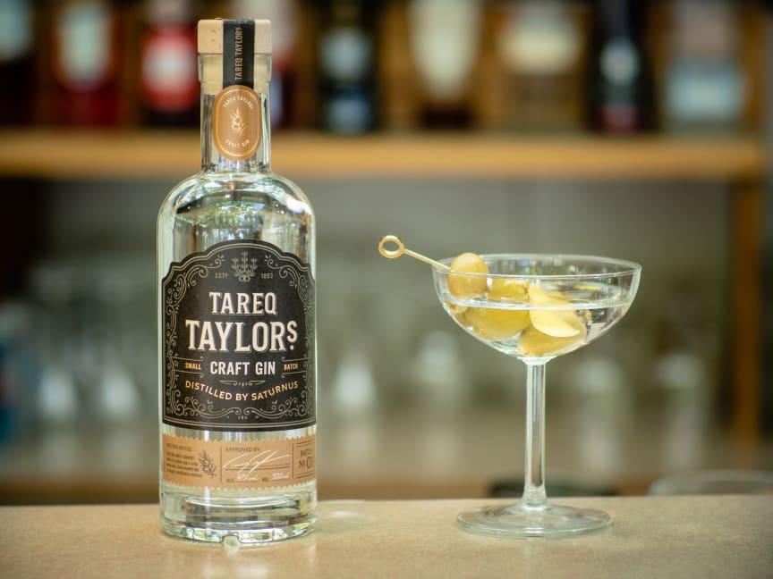 Tareq Taylor Craft Gin Drya 3