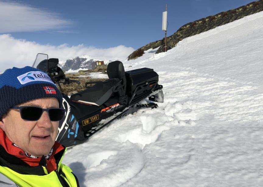Bjørn_Skarverennet