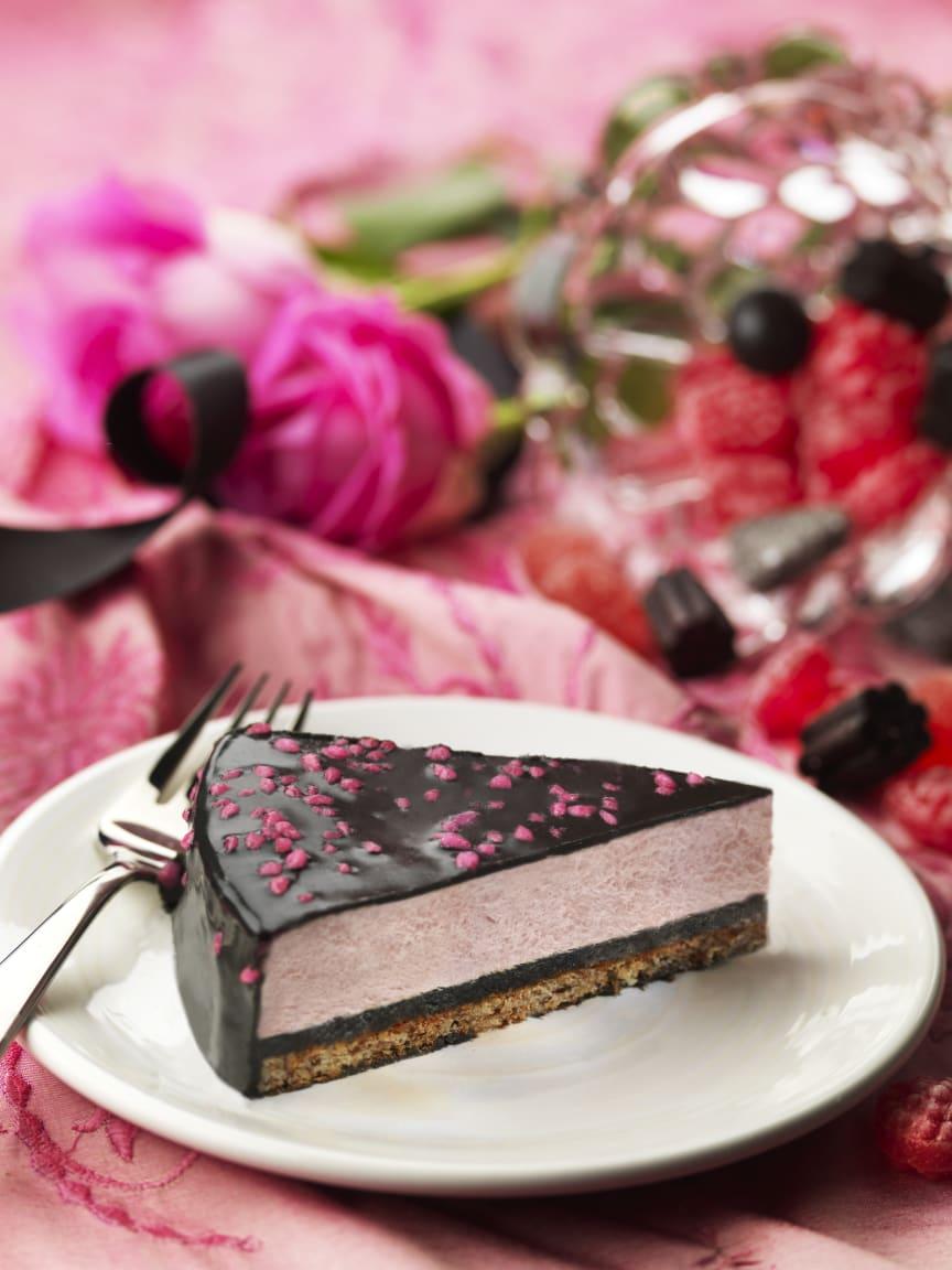 Almondy Raspberry & Salty Liquorice