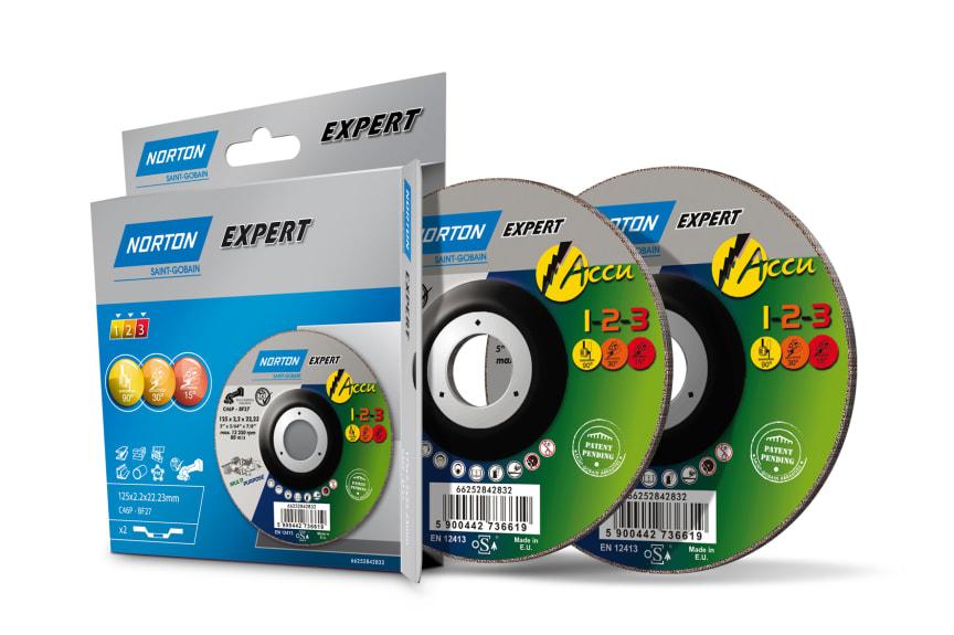 Norton Expert Accu 1-2-3 - Förpackning