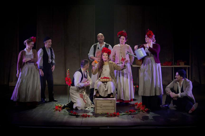 My Fair Lady- Helsingborgs stadsteater/Malmö Opera