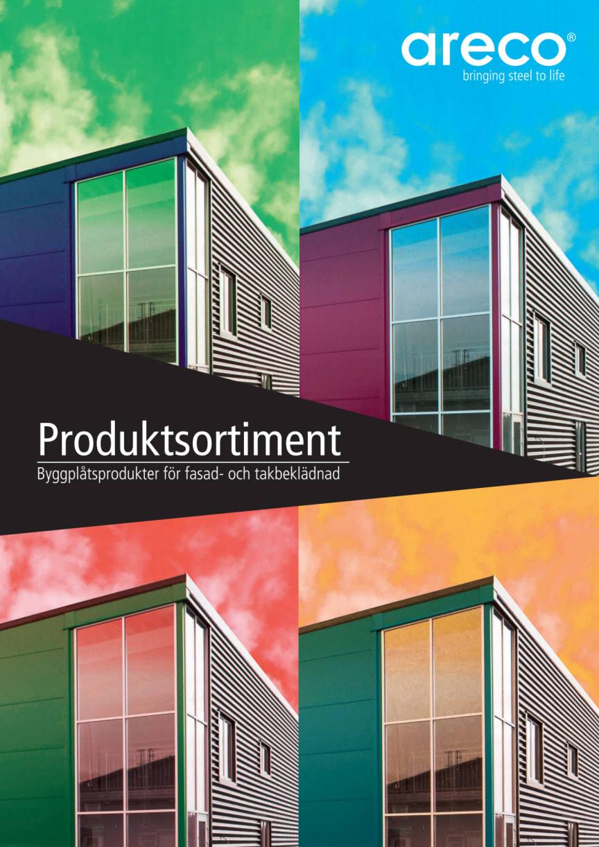 Areco Produktsortiment