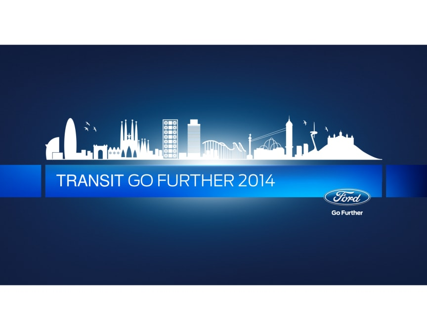Ford Sverige, Marknadspresentation nya Ford Transit