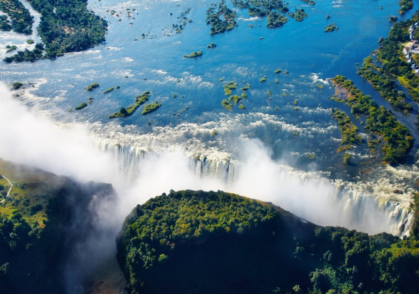 Overlanding, Nairobi til Victoria Falls