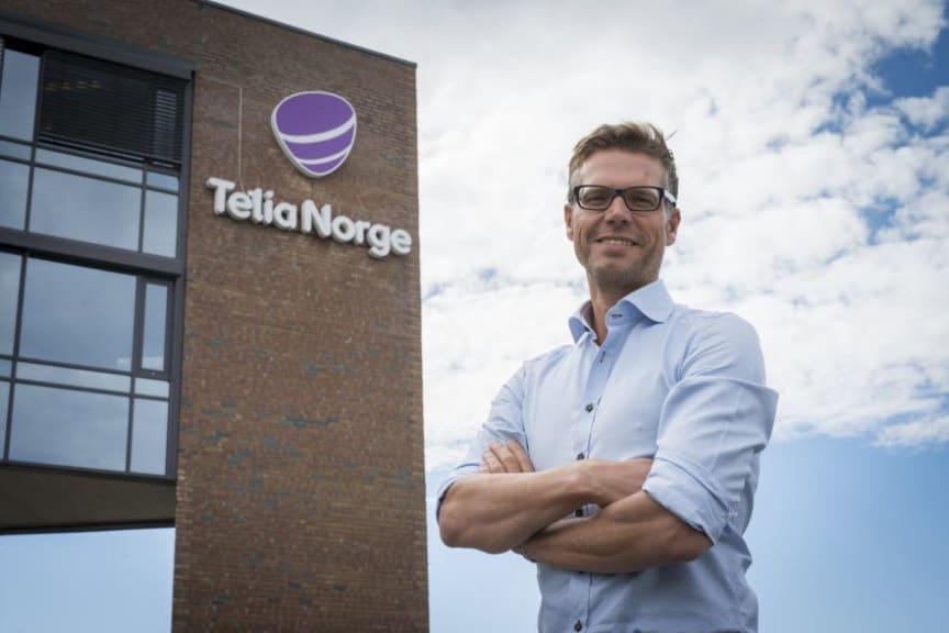 Fri Fart i Norges raskeste 4G-nett ut 2016