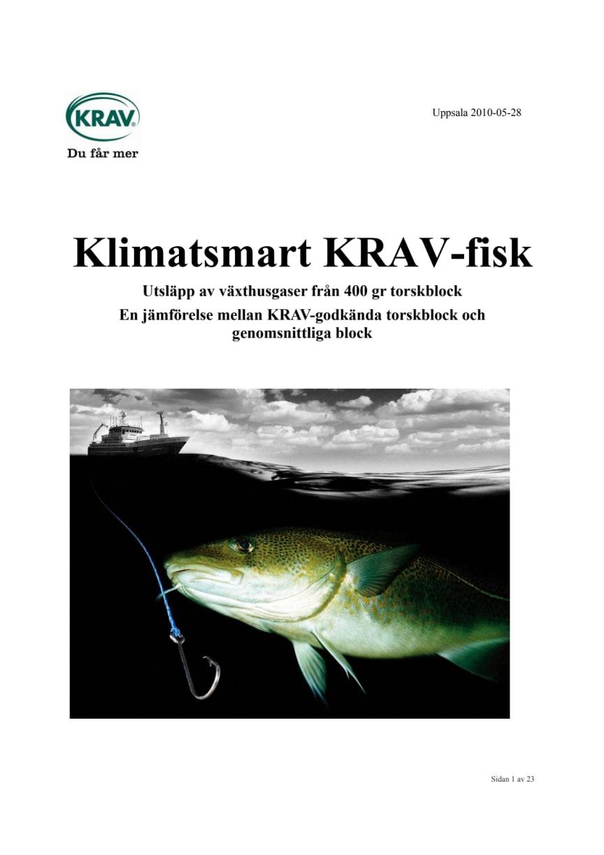 Klimatsmart KRAV-fiske